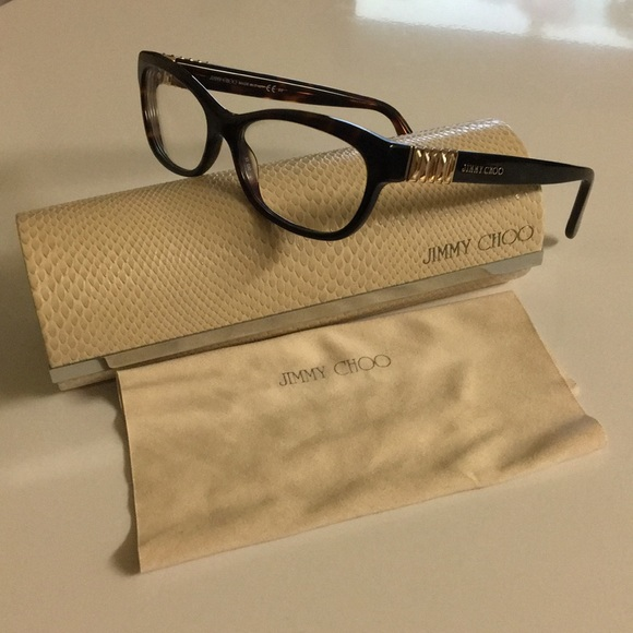 357e14847f9 Jimmy Choo Accessories - Jimmy Choo Glasses